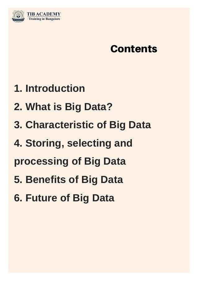 Big data hadoop tutorial in bangalore dating