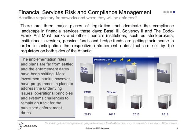 From Surveillance to Service Excellence - Big Data in Financial Services Slide 3
