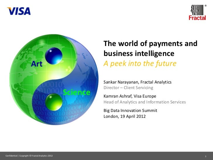 ®                                                              The world of payments and                                  ...
