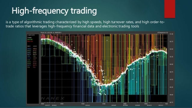Big data forex trading