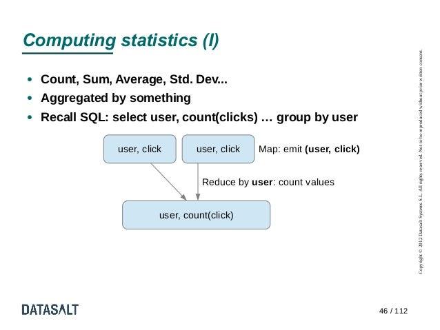 Computing statistics (I)                                                                                       Copyright ©...