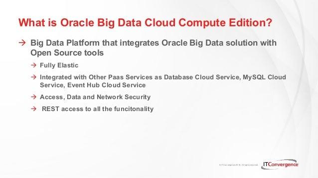Java One 2017: Open Source Big Data in the Cloud: Hadoop, M/R, Hive, …