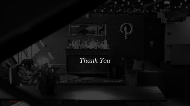 Confidentia l Thank You