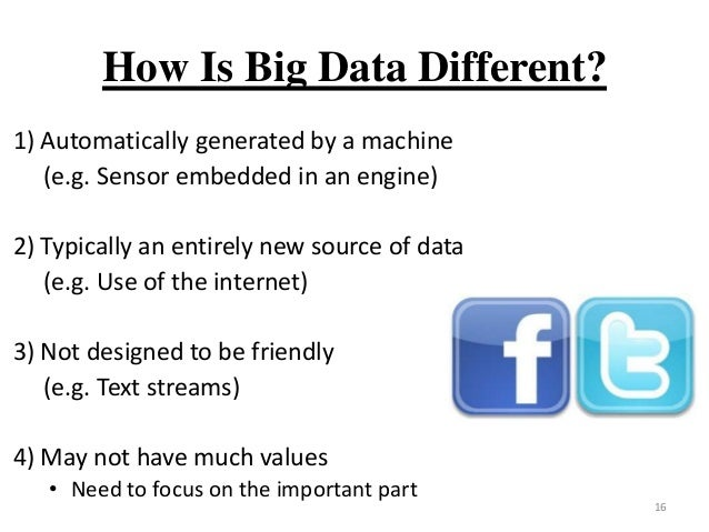 how big data is different Creating artifact from the ore requires the tools, craftmanship and science same is the case of big data and data science, here we present the distinguishing factors between the ore and the artifact.