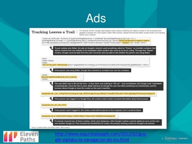 Ads  http://www.seguridadapple.com/2012/02/goo gle-vigilaba-la-navegacion-de-los.html