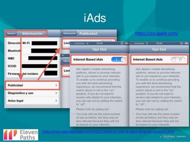 iAds https://oo.apple.com/  http://www.seguridadapple.com/2012/10/iad-en-ios6-te-vigila-bloquear-anuncios.html
