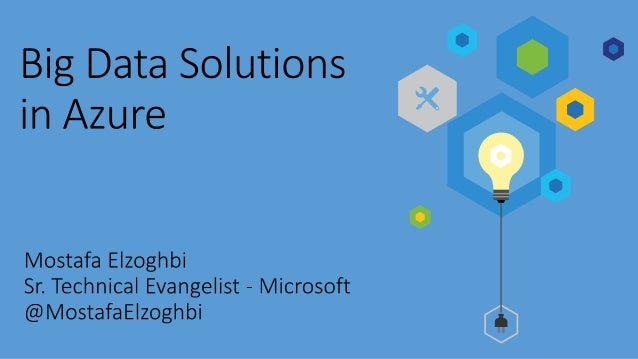 Session Objectives And Takeaways  Understanding HDInsight cluster types in Azure  HBase as a Hadoop storage option in Ha...