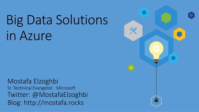 Session Objectives And Takeaways  Understanding HDInsight cluster types & tiers in Azure  HBase as a Hadoop NoSQL databa...