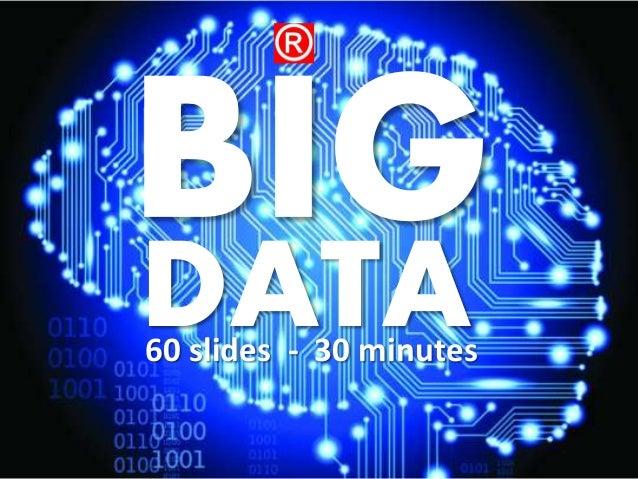 DATA  60 slides - 30 minutes