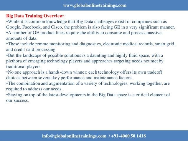 Big Data Training   BigData analytics Online Course - GOT