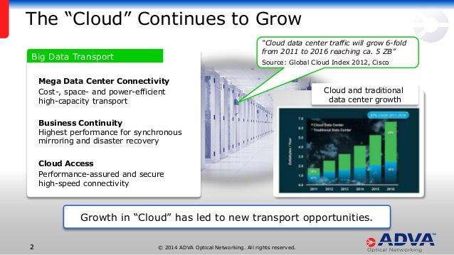 Big Data Transport Slide 2