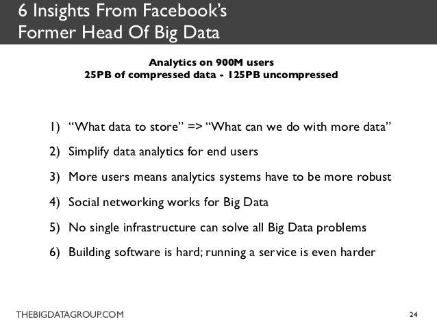6 Insights From Facebook'sFormer Head