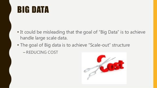 The economy behind big data technology Slide 3