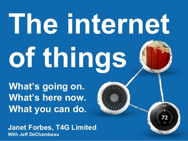 967dc21e Big Data Week 2014: The Internet of Things