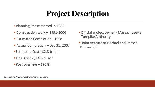 Boston.com / Beyond The Big Dig / Case Studies