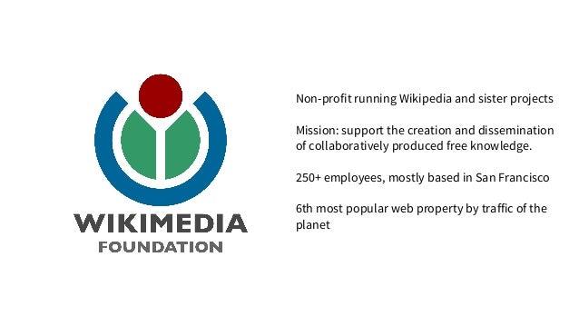 A new research agenda for Wikimedia – Big Dive 2015 Slide 2