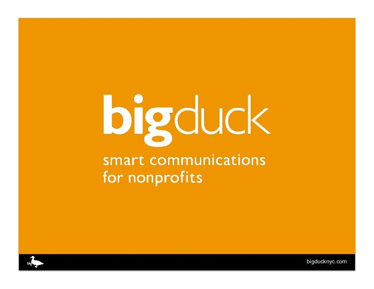 Developing a Communications Strategy for Your Nonprofit Slide 2