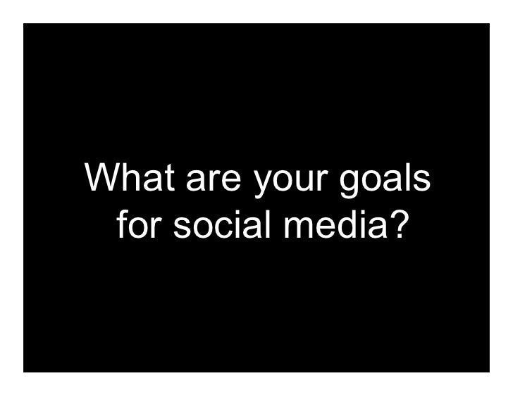 Measuring Impact & Creating Policies for Social Media Slide 2