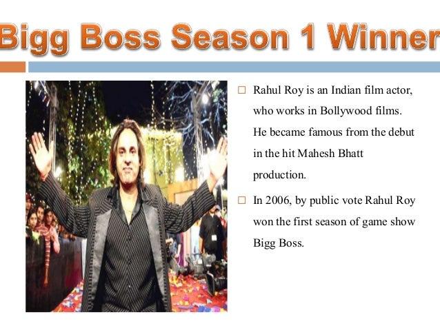 Bigg Boss All Season Winners List