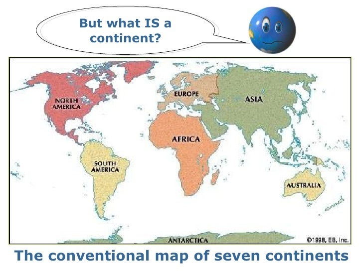 15 the conventional map