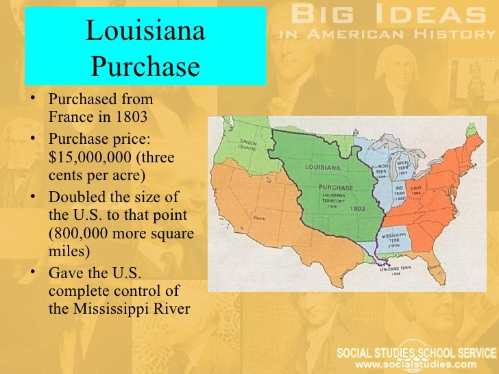 Big Ideas In US History Part - Big map of us poster