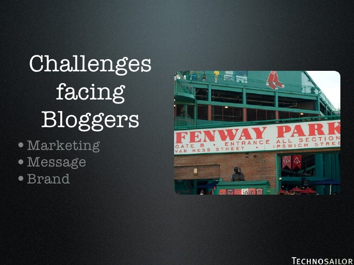 WordCamp NY: Blogs and Making it Into the Big Leagues Slide 3