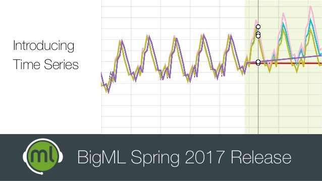 Introducing Time Series BigML Spring 2017 Release