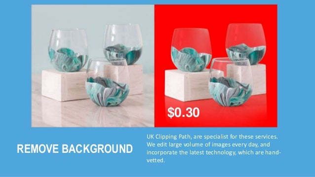 REMOVE BACKGROUND UK Clipping Path, are specialist for these services. We edit large volume of images every day, and incor...