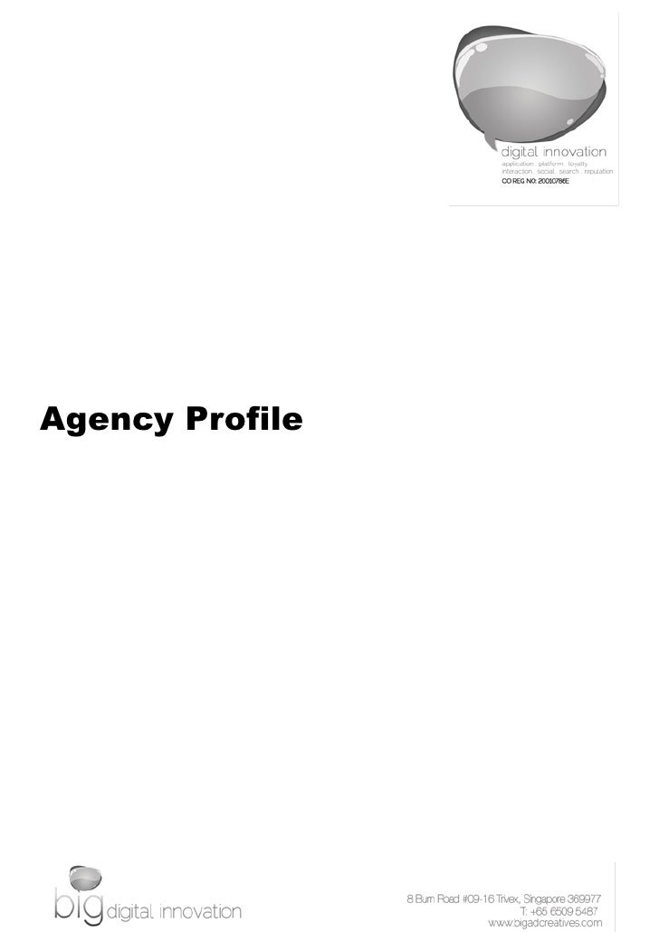 Agency Profile