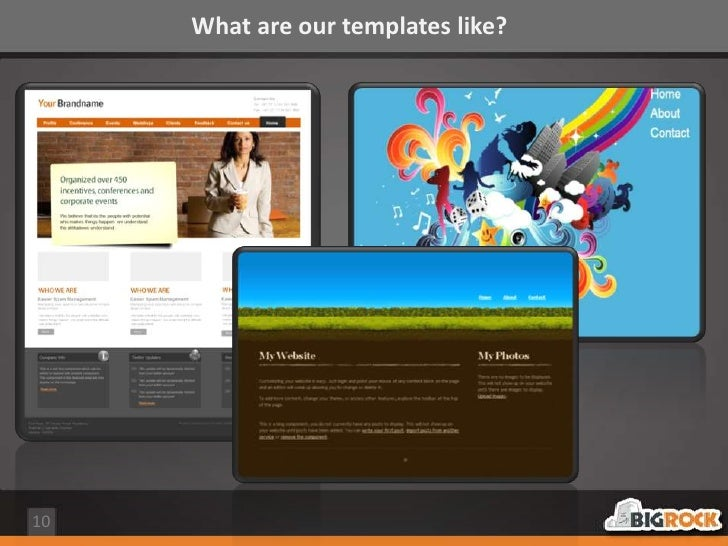 Bigrocks do it yourself website builder tool what are our templates like solutioingenieria Images
