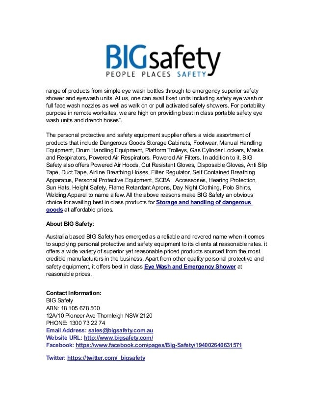 Big Safety Offering Best In Class Justrite Cabinets For