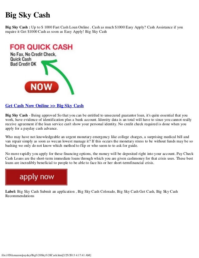 Payday loans that does not require a bank account image 5