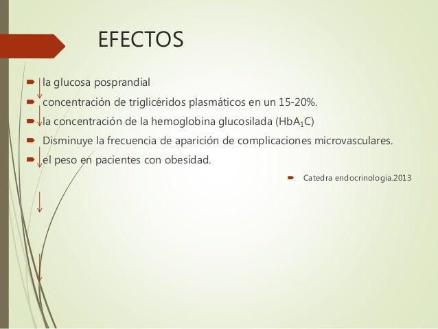 TRATAMIENTO FARMACOLOGICO DIABETES TIPO II (METFORMINA Y