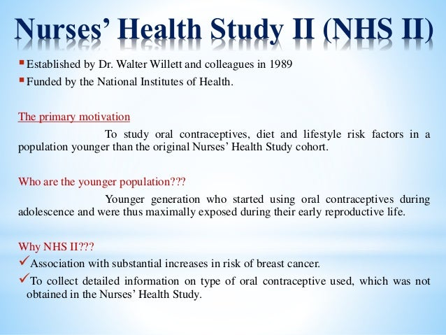 breast cancer case study nursing Epigenetics for breast cancer prevention: a family case-control study author(s): gonzales  the honor society of nursing.