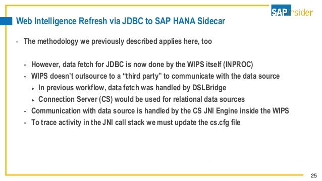 Analysing and Troubleshooting Performance Issues in SAP