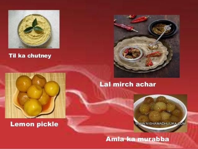Bihar food habits