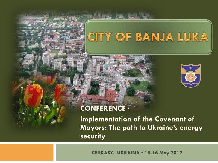 CERKASY, UKRAINA • 15-16 May 2012