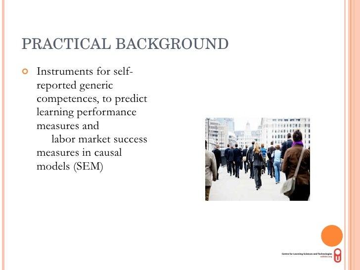 Bijker, M. (2010)   Making Measures And Inferences Reserve Slide 3