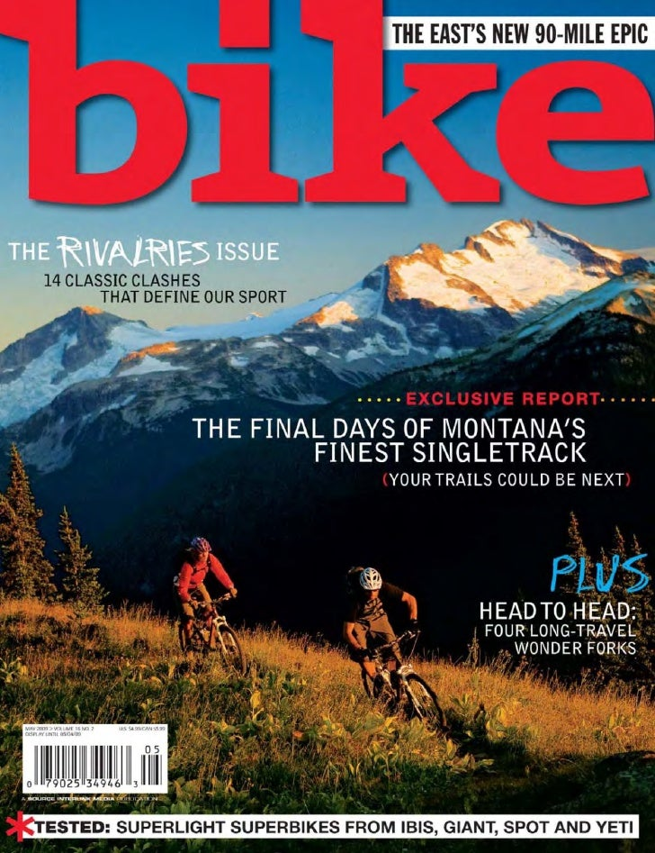 Revista Bike mayo