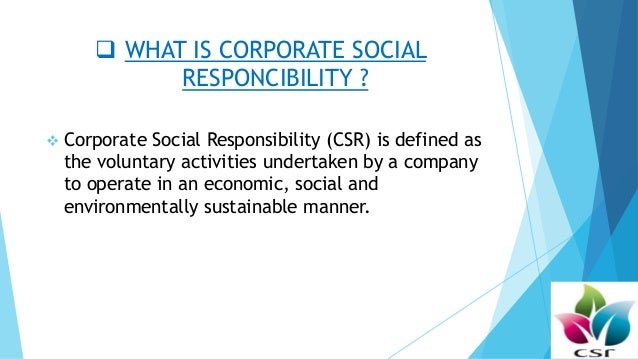 social responsibility of business towards employees pdf