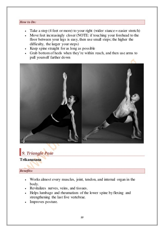 Get Detailed Guide Of 26 Bikram Yoga Poses Benefits