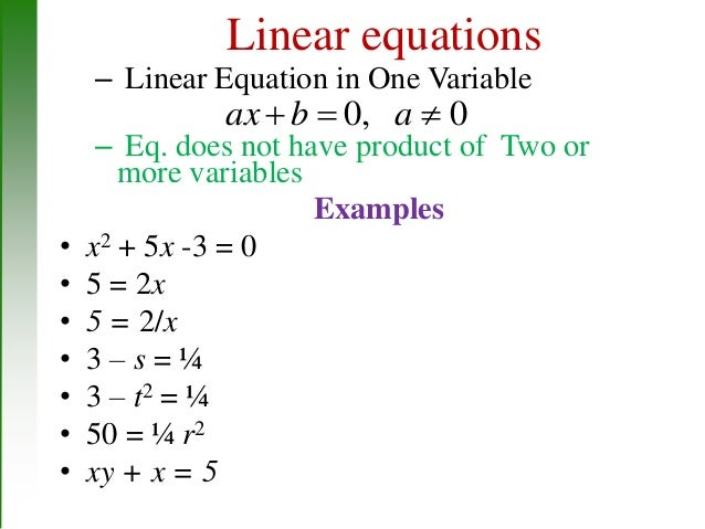 Equations Complex Numbers Quadratic Expressions Inequalities Absolute