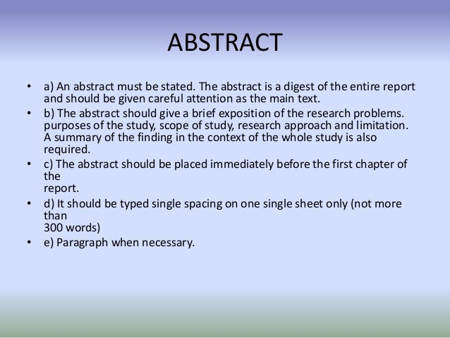 abstract in a thesis How to write an abstract heading summarize your thesis and conclusions in the abstract, as well as your goals, approach and main findings.