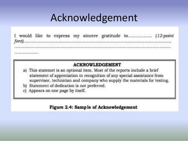 thesis acknowledgments page