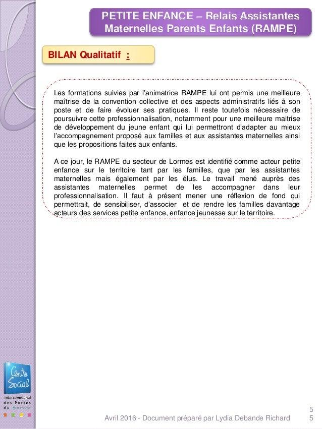 projet de territoire et bilan 2012 2015