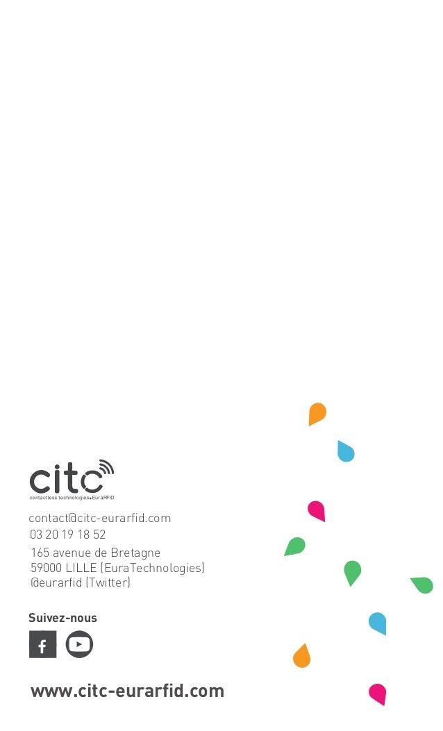 Bilan2013 2014 CITC-EuraRFID Slide 2