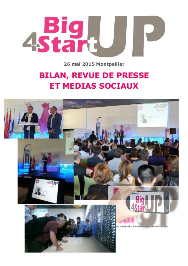 26 mai 2015 Montpellier BILAN, REVUE DE PRESSE ET MEDIAS SOCIAUX