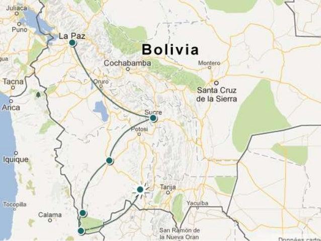 Ce qu'on a aimé Ce qui nous a moins plu La gentillesse des Boliviens Le blocage dû aux manifestations Les paysages lunaire...