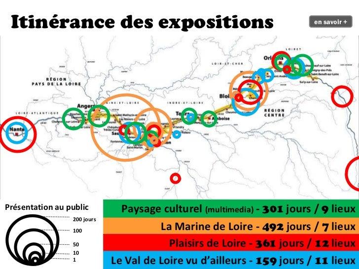 Itinérance des expositions                                              en savoir +Présentation au public         Paysage ...