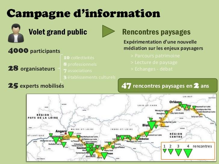 Campagne d'information       Volet grand public                        Rencontres paysages                                ...